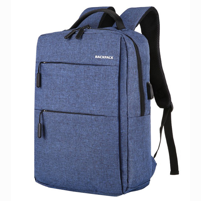 Hot sale computer laptop backpack with usb port