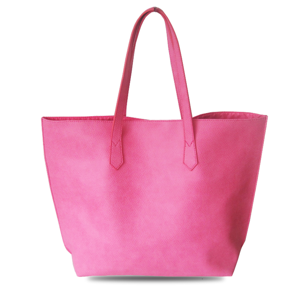 Women pu tote bag
