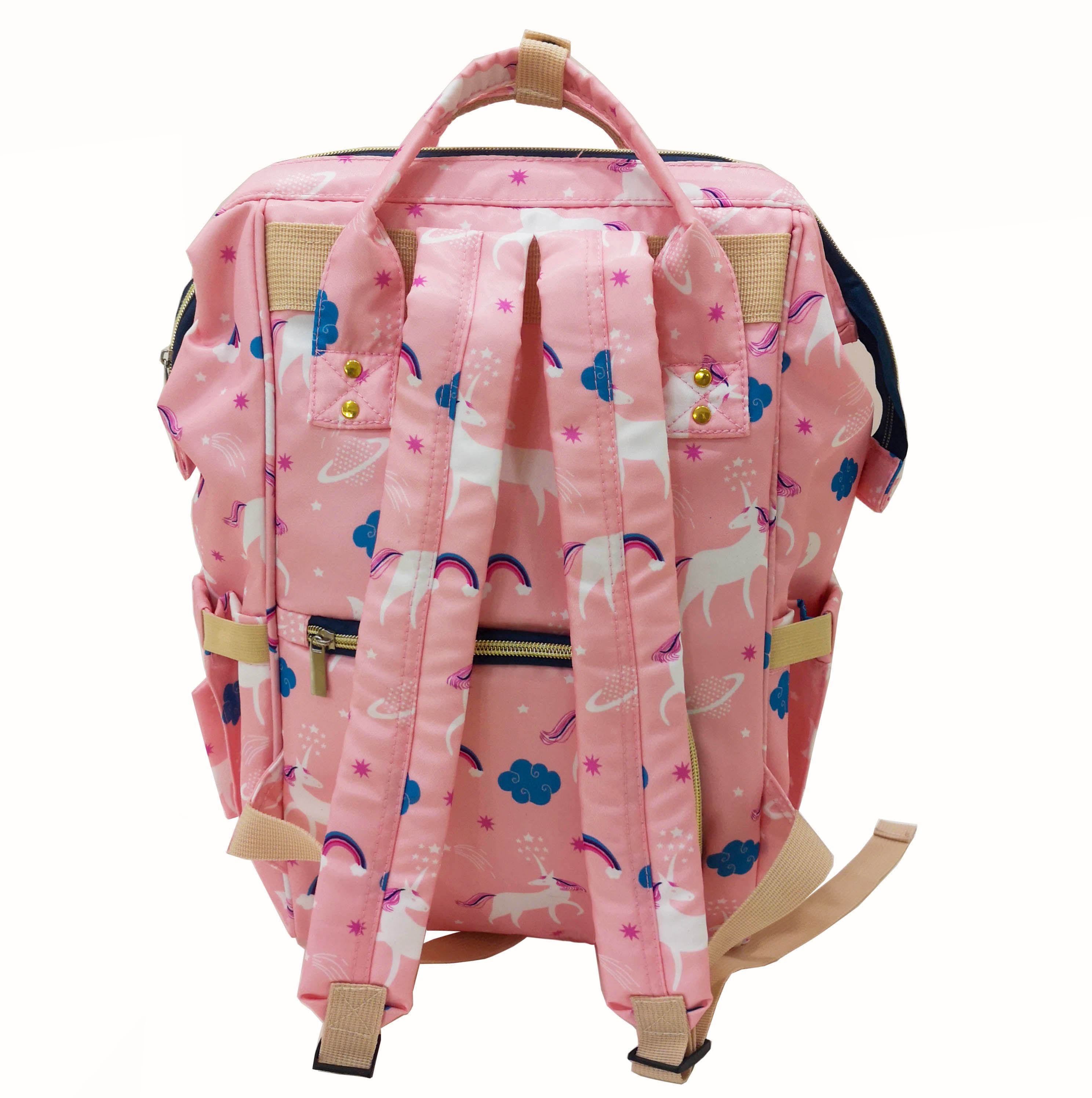 290T twill polyester Mummy backpack