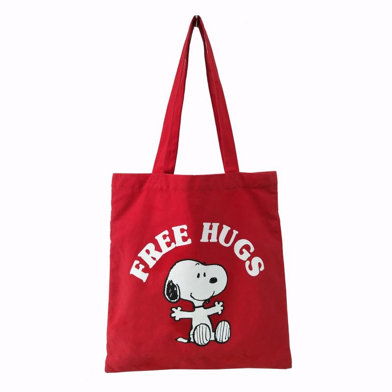 12oz canvas shopping tote