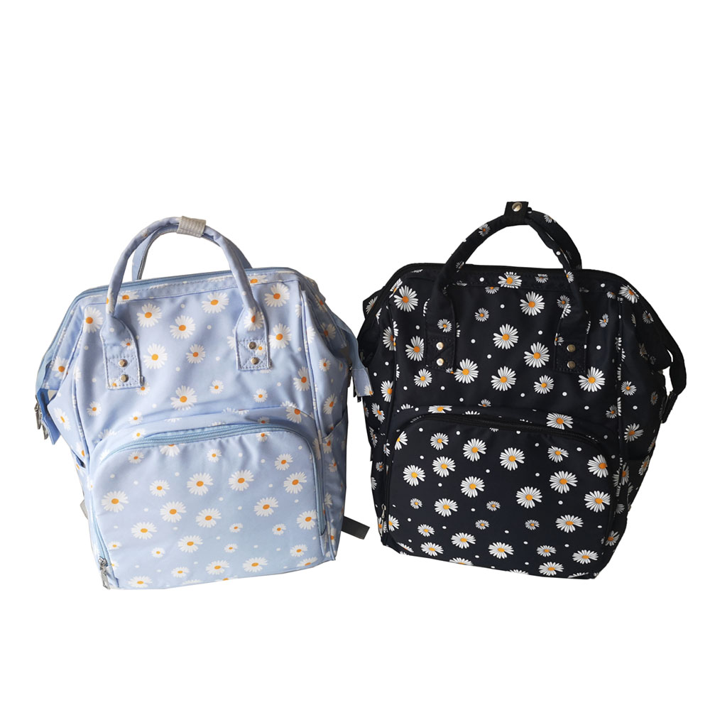 Multifunctional Colorful Design Mommy Handbag Diaper Bags Mummy Baby Baby Bag Backpack