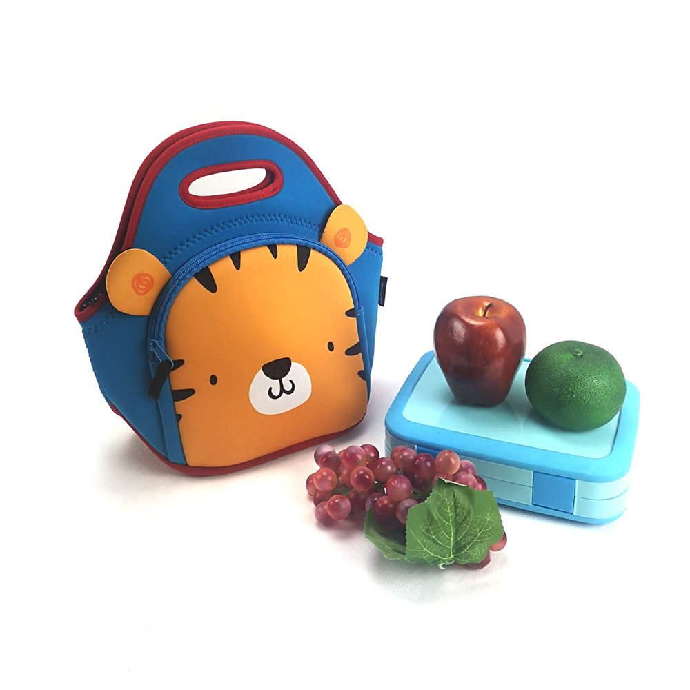 Kids Neoprene Lunch Bag